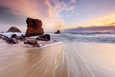 California - Marin Seascapes