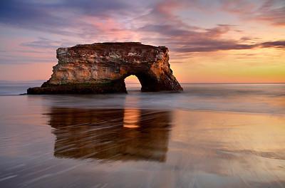 California - Santa Cruz Area